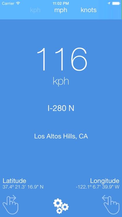 SpeedView - GPS Speedometer