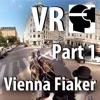 VR Virtual Reality Through Vienna in a Horse-Drawn Carriage - Fiaker Part 1