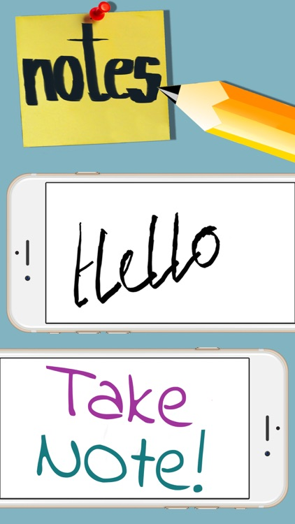 Draw and Write Notes Premium