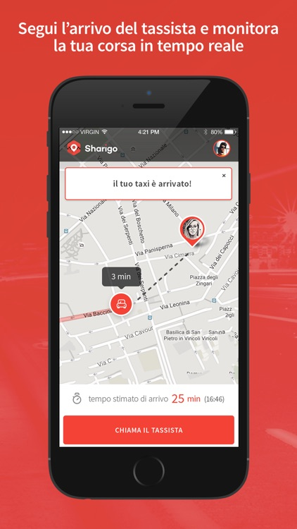 Taxi Sharigo screenshot-3