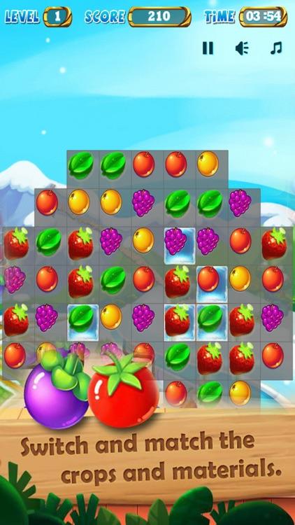 Fruit Garden - Farm Story