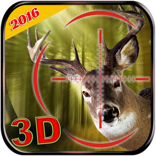 Deer Hunter 3d : African Jungle icon