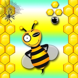 Flying Sweet Bee