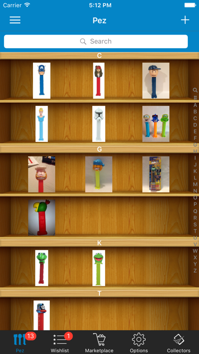 Pez Collectors review screenshots
