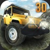 Offroad 4x4 Simulator Real 3D, Multi level offroading experience by driving jeep and truck