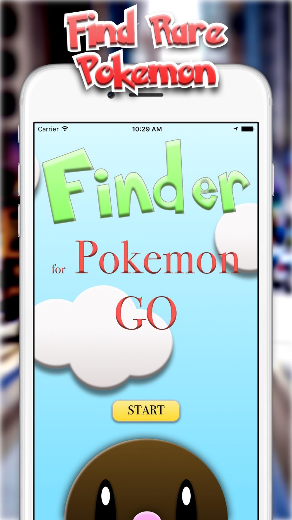 Finder for Pokémon Go Cheat Codes