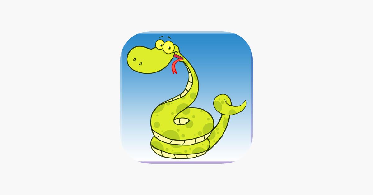 serpientes deslizándose en caja cuadrada - el nuevo juego de puzzle ...