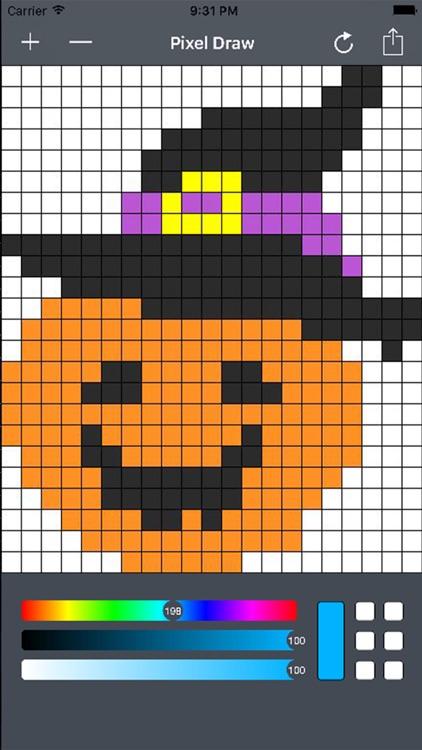 Pixel Art App - Pixel Art Maker & Drawing Tool