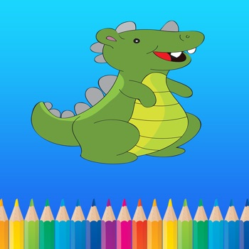 Animals Coloring Book 002  Free HD For Kids and Toddlers - All Page Coloring and Painting Games