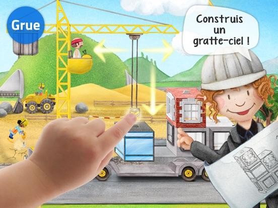 Screenshot #6 pour Tiny Builders - Camions, grues pour enfants