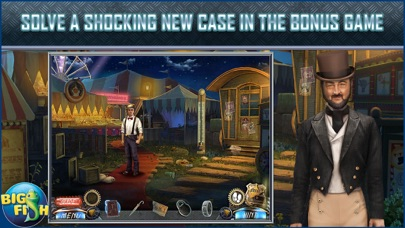 Dead Reckoning: The Crescent Case - A Mystery Hidden Object Game (Full)のおすすめ画像4