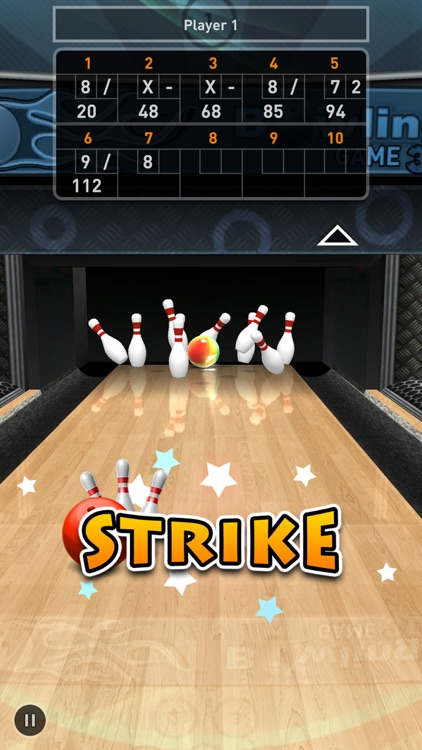 Bowling Game 3D Plus screenshot-0