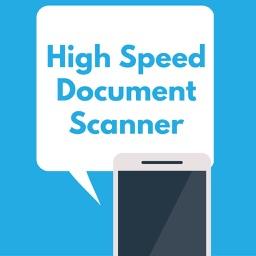High Speed Document Scanner