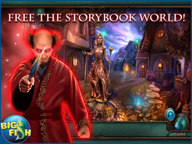 Nevertales: Smoke and Mirrors HD - A Hidden Objects Storybook Adventure (Full) screenshot-0