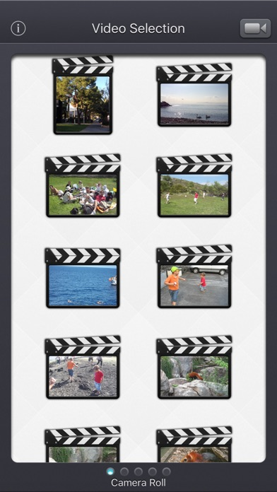 Video 2 Photo - extract still pictures from movies Screenshot