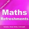 Mathematics Fundamentals Refreshments - Free Maths Quizzes