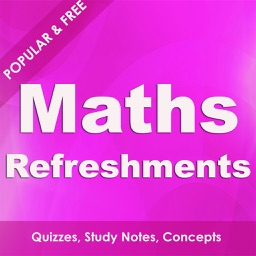 Mathematics Fundamentals Refreshments - Free Maths Quizzes