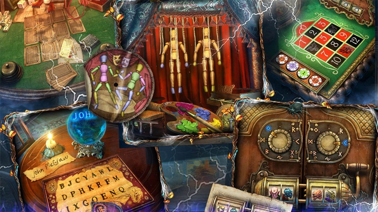 Contract With The Devil: Hidden Object Adventure screenshot-4