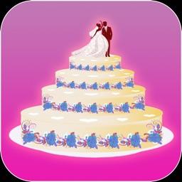 Tasty Princess Wedding Cake