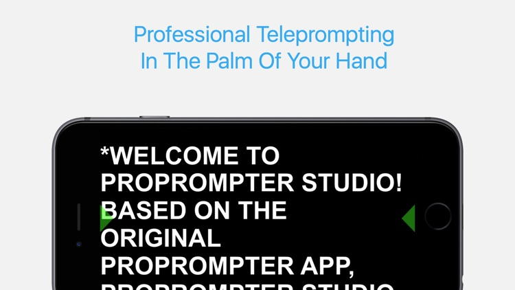 ProPrompter Studio screenshot-0
