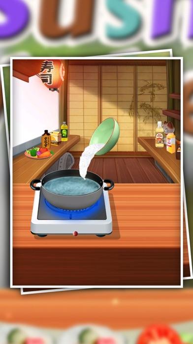 Wie man Sushi-Maker - Sushi machen Spiel - Spiel für cookingsScreenshot von 4