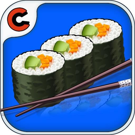 Wie man Sushi-Maker - Sushi machen Spiel - Spiel für cookings
