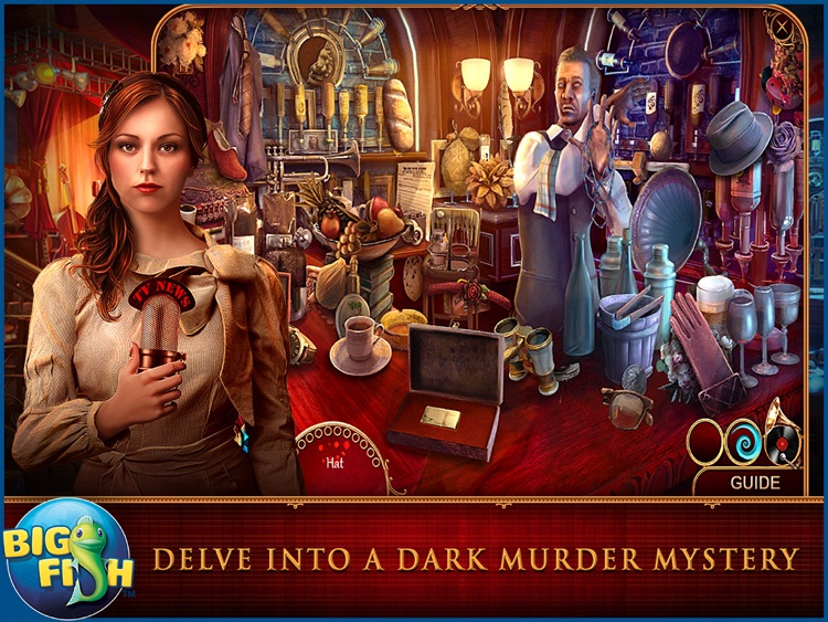 Cadenza: Music, Betrayal, and Death HD - A Hidden Object Detective Adventure (Full)