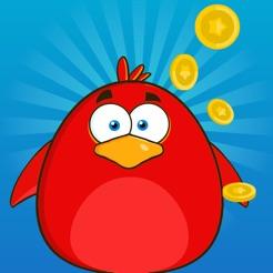 Ucretsiz Oyun Ucan Kirmizi Kus Flappy App Store Da