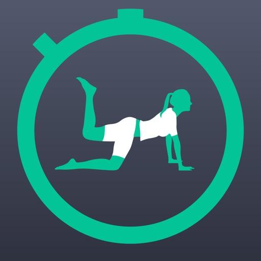 Best Butt Workout - Buttocks Trainings for the Brazilian Booty & Bum Fitness iOS App