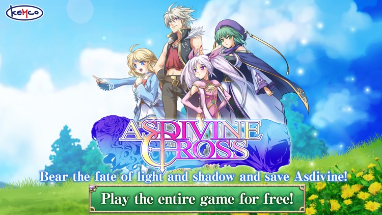 RPG Asdivine Cross screenshot-0