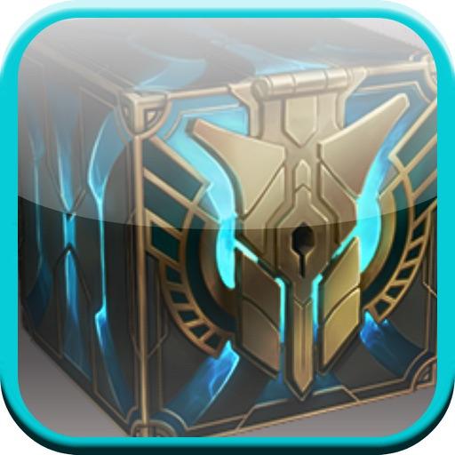 Hextech Billionaire - Chest Clicker League of Legends Edition