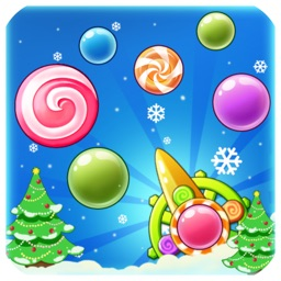 Candy Bubble Ball Shooter - Eggs Shoot Hunter Game Edition