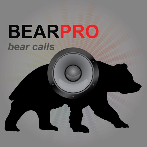 REAL Bear Calls & Bear Sounds for Big Game Hunting - BLUETOOTH COMPATIBLE