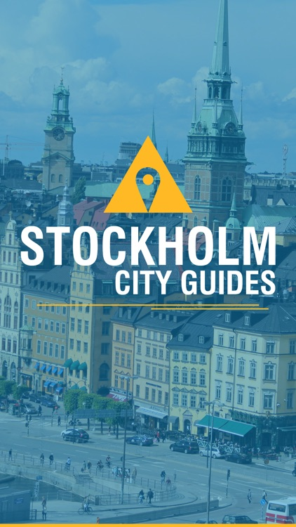 Stockholm City Guide screenshot-0