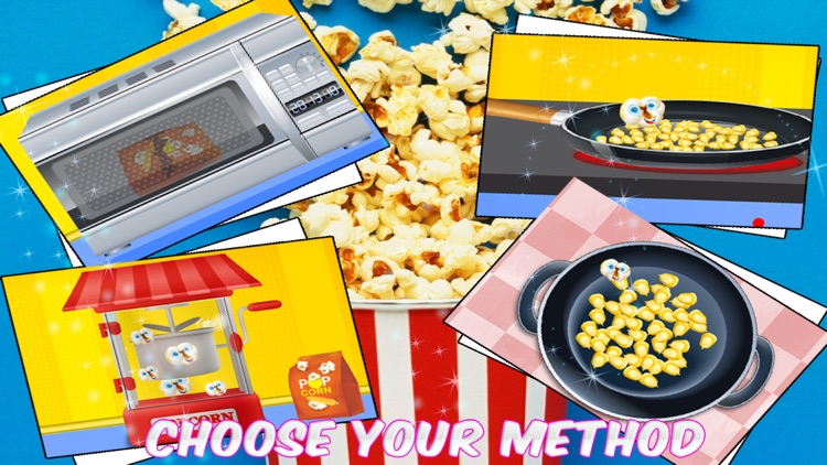 Popcorn Maker – Cooking food & chef mania game for kids screenshot-3