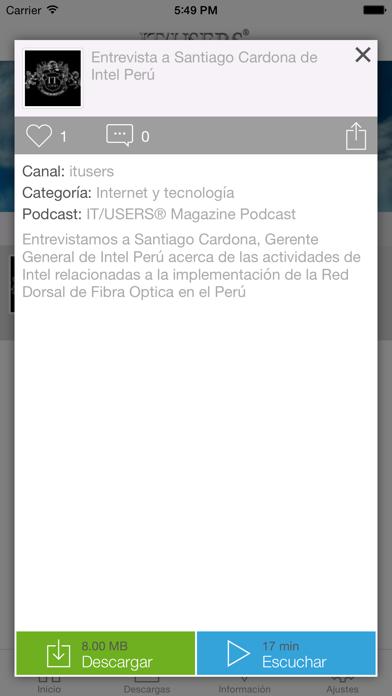 IT/Users Screenshot