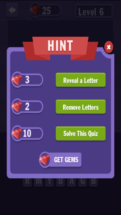 絵文字クイズ 問題 【可愛い絵文字アプリ: Quiz Emoji - The Guess Emoji Icon】紹介画像2