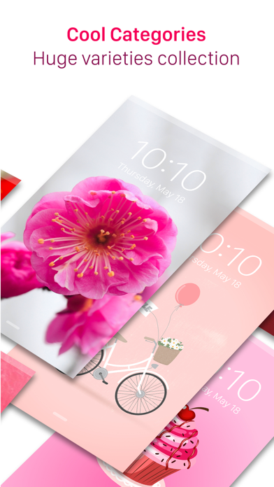 Pink Wallpapers & Backgrounds ™ Proのおすすめ画像4