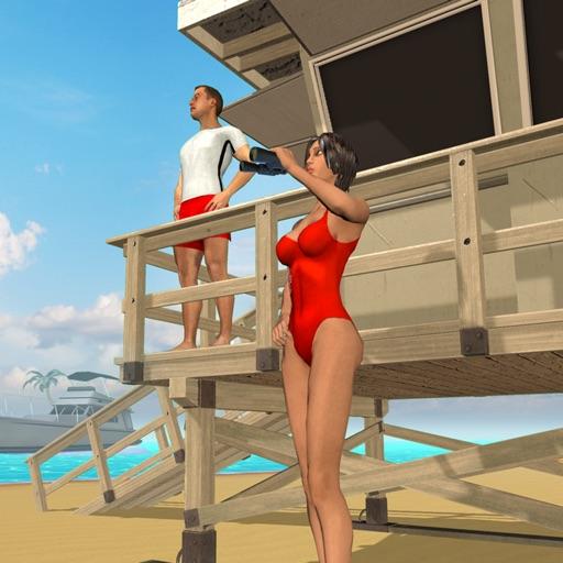 Beach Rescue Simulator 3D
