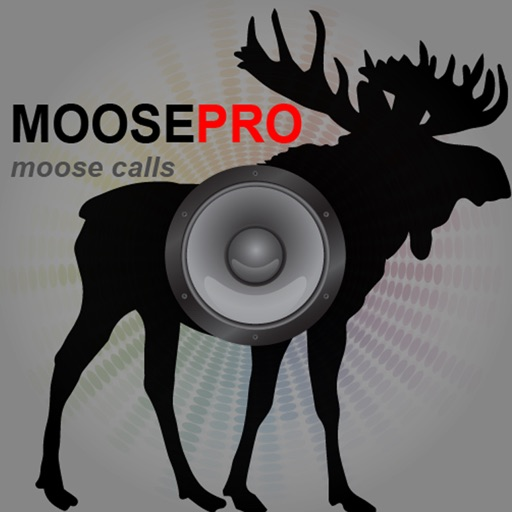Moose Hunting Calls - With Bluetooth - Ad Free