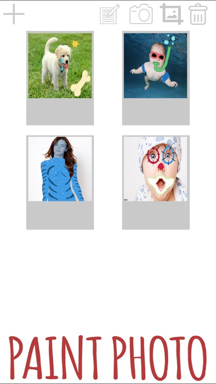Draw and paint on a photo screenshot-4