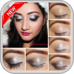 Eye Makeup Step by Steps