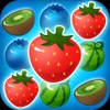 Fruit Charm Mania - 3 Match Juice Puzzle Game