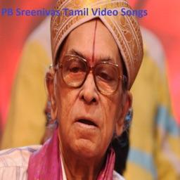 PB Srinivas Tamil Video Songs