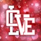 Insta Love Pics - Любовь, мир, сердца узорчатые фоторамки и наклейки. icon