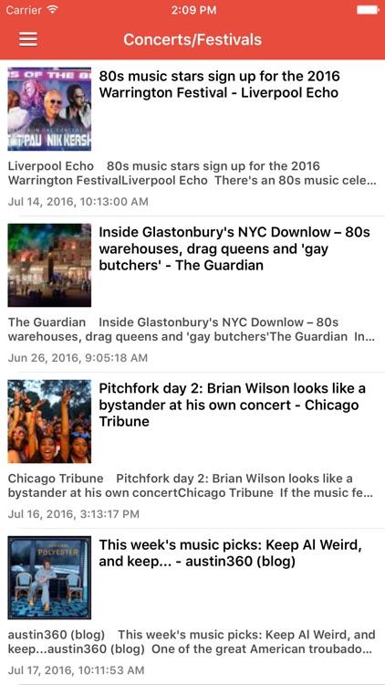 80s Music Free - Songs, Radio & Greatest Hits screenshot-4