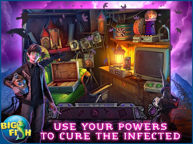 House of 1000 Doors: Evil Inside HD - A Hidden Object Adventure (Full) screenshot-1