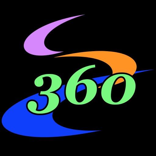 360 panorama video viewer