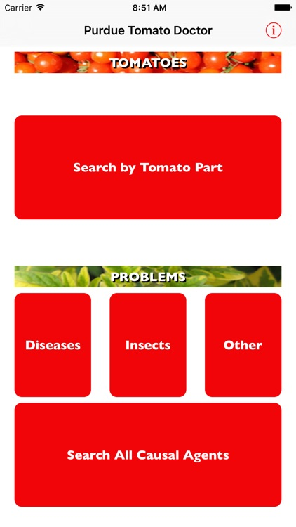 Purdue Tomato Doctor screenshot-1