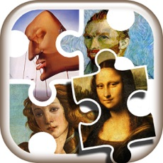 Activities of Famous Paintings Jigsaw Puzzle Game – Free Art Games for Kids to Train Your Brain
